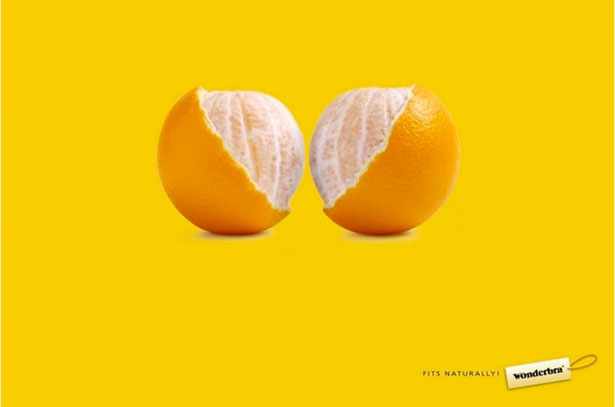 oranges wonderbra